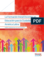 UNESCO - Formación Inicial Docente LA