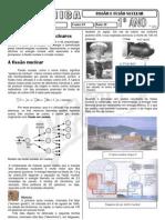 Química - Pré-Vestibular Impacto - Radioatividade - Fissão e Fusão Nuclear