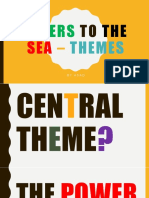 Riders to the Sea - Themes