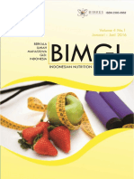 BIMGI Volume 4 (2016)