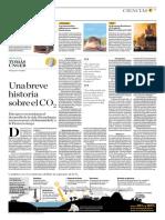 Una Breve Historia Sobre El CO2