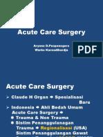 3-05 Acute Care Surgery