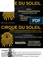 Cirque Du Solelilcaso Tarea