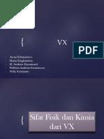 VX Polutan Organik