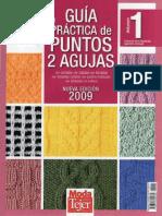 Moda Tejer Guia Practica de Puntos 2009-1