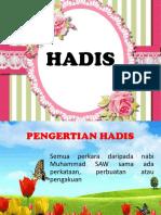 HADIS T3