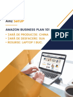 Amazon Business Plan
