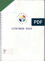 Manual Test de Lüscher
