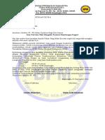 Surat Undangan Puket III
