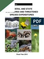 2015 expenditures report