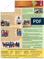 The Pate's July - September 2017 newsletter attached