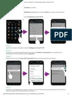 ¿Cómo Usar Android_ - Compartir Internet Desde Un Android a Un PC