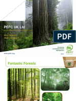 PEFC UK Ltd - Stakeholder Workshop