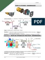 TD 5 Réducteur Par Engrenages