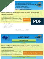 Adecuacion Del Plan Emergencia Matesi s a Powerpoint Copiado