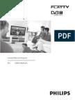 Tv Userr Manual