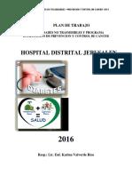 Plan Daños No Transmisibles 2016