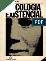 Rollo May Psicologia Existencial