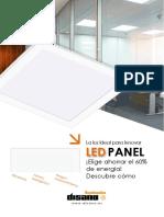 Depliant LEDPanel Rev8 SPA
