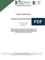 Ghidul Solicitantului Masura 6.3 Dezvoltarea Satelor Versiunea Nr 3 FINAL Septembrie 2017ok