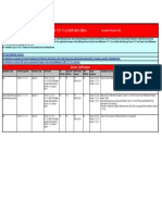 Oracle Certification Matrix