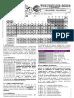 Química - Pré-Vestibular Impacto - Tabela Periódica - Características Gerais II