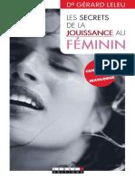 Les Secrets de La Jouissance Au Féminin (COUPLE) (French Edition)