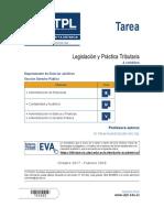 Tarea - Legislación y Práctica Tributaria