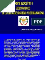 1.- Geopolitica y Geoestrategia