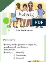 3. PUBERTY (Rila Rindi Antina)