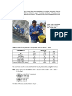 Water Quality Study