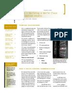 Case Study - Ccl