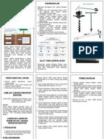 Leaflet Biopori