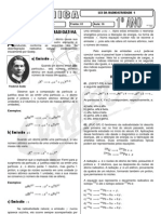 Química - Pré-Vestibular Impacto - Lei da Radioatividade 01