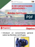Presentación Bomba Centrifuga