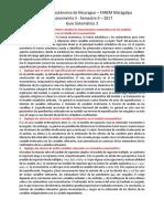 171023 - Econometria II - Guia Sistemático 3