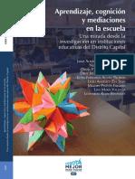 Aprendizaje y Cognicion IDEP