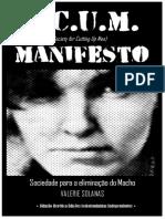 Manifesto Scum