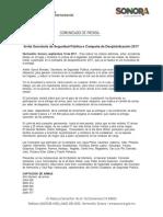 19/09/17 Invita Secretaría de Seguridad Pública a Campaña de Despistolización 2017 -C.091794