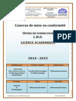 Licence Télécommunication S5-S6