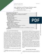 The nitrogen fixation process.pdf