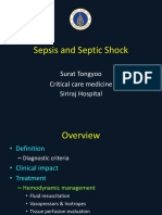 2017 Septic Shock SI Med 100 Year