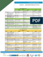 Programacion Congreso Internacional Deporte y Posconflicto11