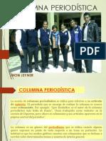 columna periodistica.ppt