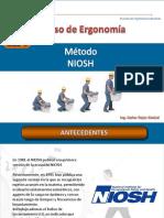 Ergonomia Clase 12 NIOSH