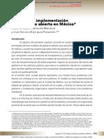 Implementación GA México