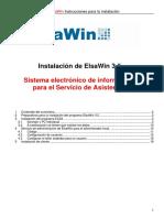 Manual de Instalacion ELSAWIN