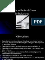 Acid Base Imbalances