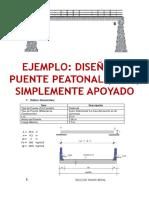 ejemplo de diseño de puente peatonal.pdf