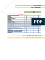 Calculadora de puntajes Pruebas-Icfes para UNISUCRE